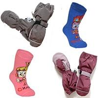 Рукавицы, носки для детей