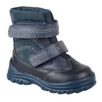 Ботинки зимние для мальчика, Тотто