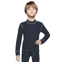 Термобелье детское Barracuda kids для мальчиков U5143-BLUE, Ultramax