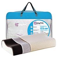 Подушка ортопедическая детская с эффектом памяти Ttoman CO-03-206B, ООО «Экотен»