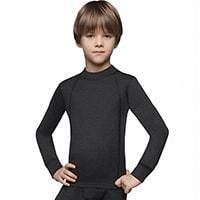 Кальсоны детские DRY MIX kids для мальчиков U1943New-BLK, Ultramax