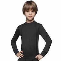 Термобелье детское DRY MIX  kids для мальчиков U1143New-BLK, Ultramax