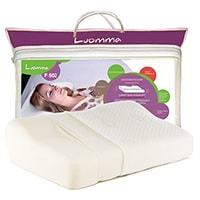 Подушка с эффектом памятии и выемкой под плечо 32х54 см LumF-502 CO-06, ООО «Экотен»