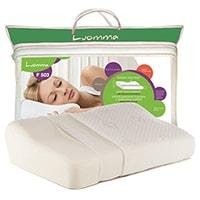 Подушка с эффектом памяти и выемкой под плечо 35х52 см. LumF-503 CO-06, ООО «Экотен»
