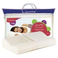 Подушка с эффектом памяти LumF-509. 35х55 см. LumF-509, ООО «Экотен»