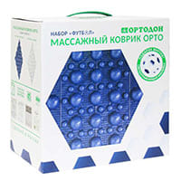 Набор массажных ковриков «Футбол», ООО «ПластФактор», Россия