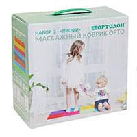 Набор массажных ковриков «Профи», ООО «ПластФактор», Россия