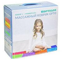 Набор массажных ковриков «Универсал», ООО «ПластФактор», Россия