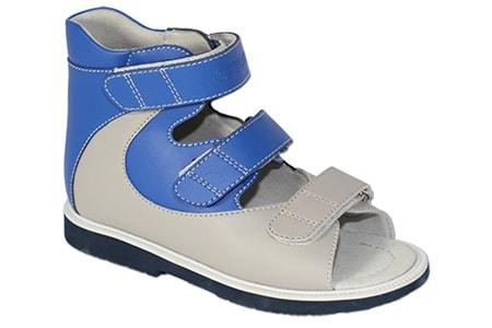 Ортопедические сандалии 1333-4, ООО «Орто-Обувь»