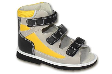 Ортопедические сандалии 1224-3, ООО «Орто-Обувь»