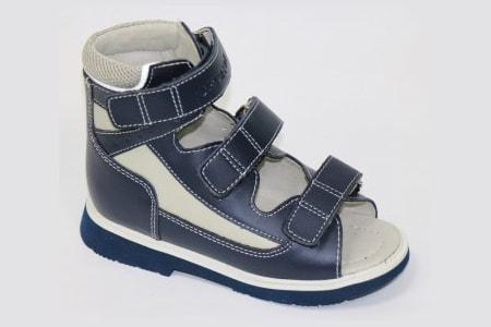 Ортопедические сандалии 1224-4, ООО «Орто-Обувь»