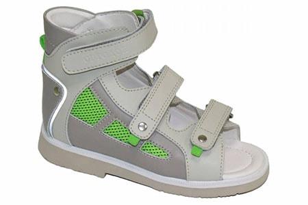 Ортопедические сандалии 1226-1, ООО «Орто-Обувь»