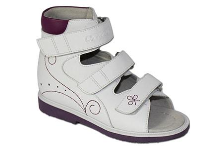 Ортопедические сандалии 2555-2, ООО «Орто-Обувь»