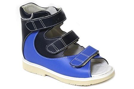 Сандалии 1333-6, ООО «Орто-Обувь»