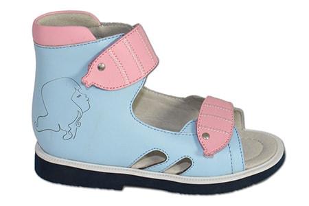 Ортопедические сандалии 2200-2, ООО «Орто-Обувь»