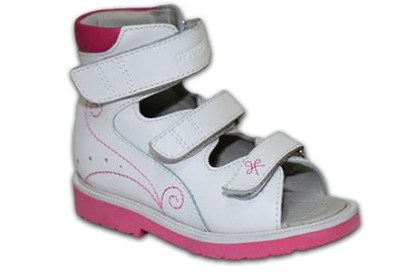Ортопедические сандалии 2555, ООО «Орто-Обувь»