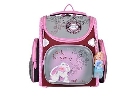Школьный ортопедический ранец Across для девочки  197-15