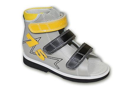 Ортопедические сандалии 1999-3, ООО «Орто-Обувь»