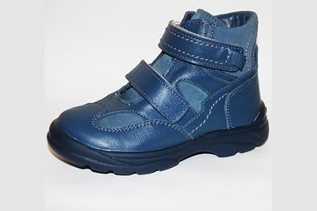 Ботинки демисезонные для мальчика Тотто 211, Тотто