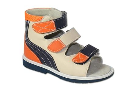 Ортопедические сандалии 2222, ООО «Орто-Обувь»