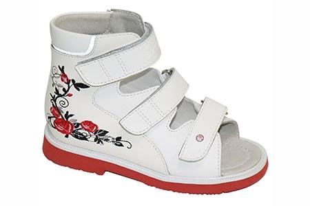 Ортопедические сандалии 2555-3, ООО «Орто-Обувь»