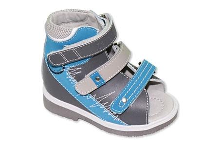 Ортопедические сандалии 2703, ООО «Орто-Обувь»