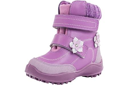 Ботинки зимние для девочки 352053-54, Котофей