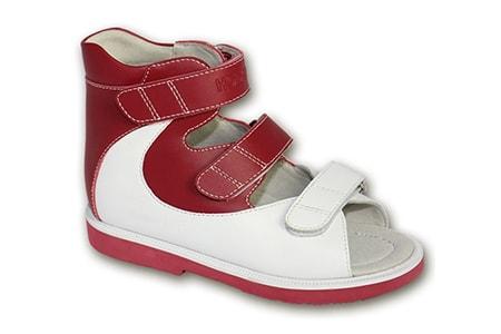 Ортопедические сандалии 1333-3, ООО «Орто-Обувь»