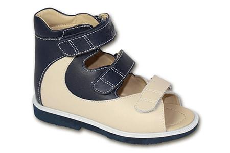 Ортопедические сандалии 1333-2, ООО «Орто-Обувь»
