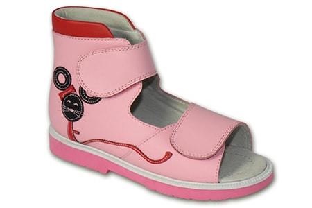 Ортопедические сандалии 2000-1, ООО «Орто-Обувь»
