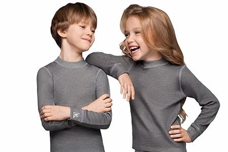 Термобелье детское BARRACUDA для девочек U5144, Ultramax