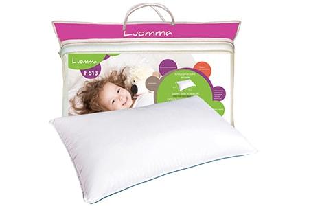 Ортопедическая подушка для детей с эффектом памяти LumF-513 CO-01, ООО «Экотен»