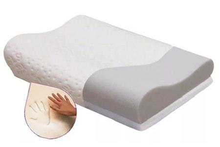 Подушка ортопедическая для детей (с регулировкой высоты) ТОП-150, Тривес