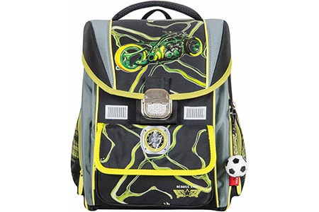 Школьный ортопедический ранец Across для мальчика ACR15-193NEW-2, Across
