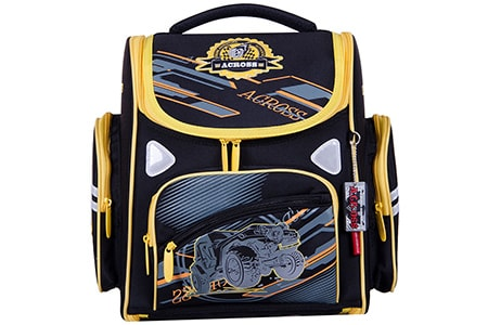 Школьный ортопедический ранец Across для мальчика ACR15-211-3, Across