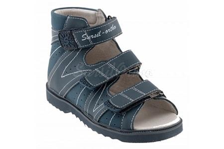 Ортопедические сандалии 13-106, «Сурсил-Орто»