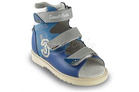 Ортопедические сандалии 15-252S, «Сурсил-Орто»