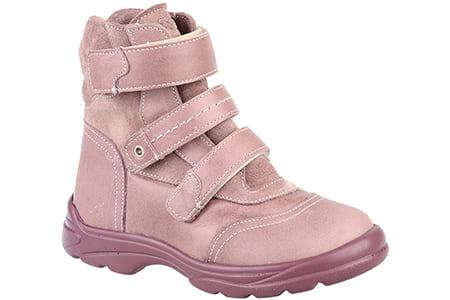 Ботинки зимние Тотто для девочки, Тотто
