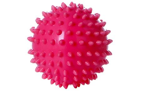 Мяч массажный игольчатый 10 см Vega-164/10, Vega